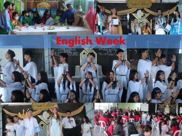 English Week 2018