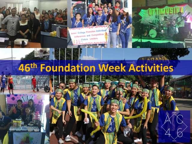 Foundation Week 2018 XLVI